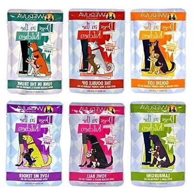 dogs kitchen grain wet dog