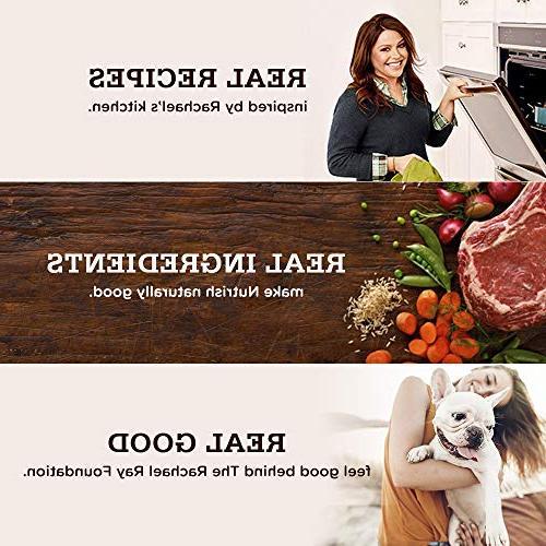 Rachael Nutrish Puppy Natural Food, Brown Rice Lbs