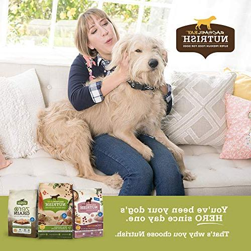 Rachael Puppy Natural Food, Real Brown Lbs