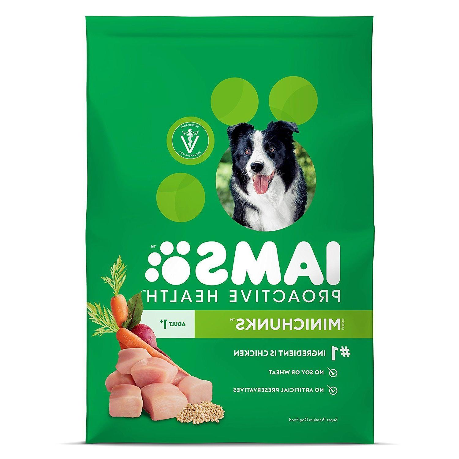 dry dog food adult large size breed