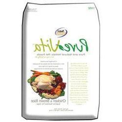 Pure Vita Dry Dog Food - Chicken & Brown Rice - 5 lbs