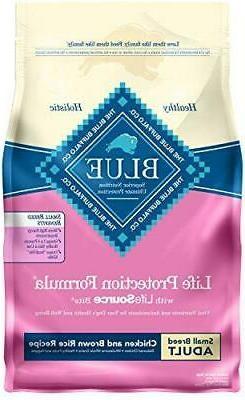Blue Buffalo Life Protection Formula Natural Adult Small Bre