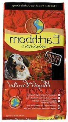 Earthborn Holistic Weight Control Grain Free Dry Dog Food, 2