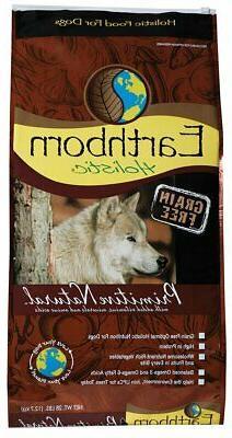 Earthborn Holistic Primitive Natural Grain Free Dry Dog Food