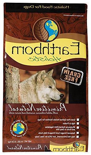 earthborn holistic primitive grainfree dog