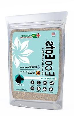 EcoEats Original Recipe Dehydrated Dog Food. All-Natural, He