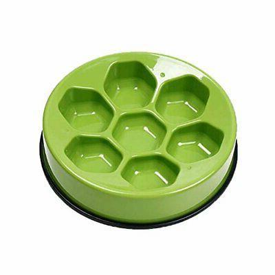football shape dog bowl round pet bowl
