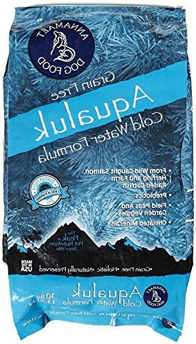 Annamaet Grain Free Aqualuk Cold Water Fish Formula Dry Dog