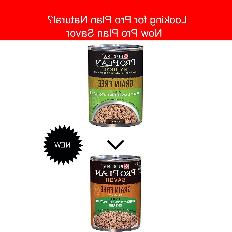 Purina Free Canned Dog Food 12 Fast