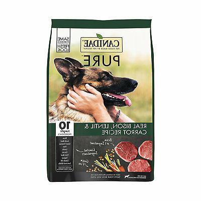 grain free pure land dog dry formula