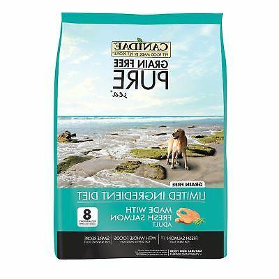 grain sea dog dry formula