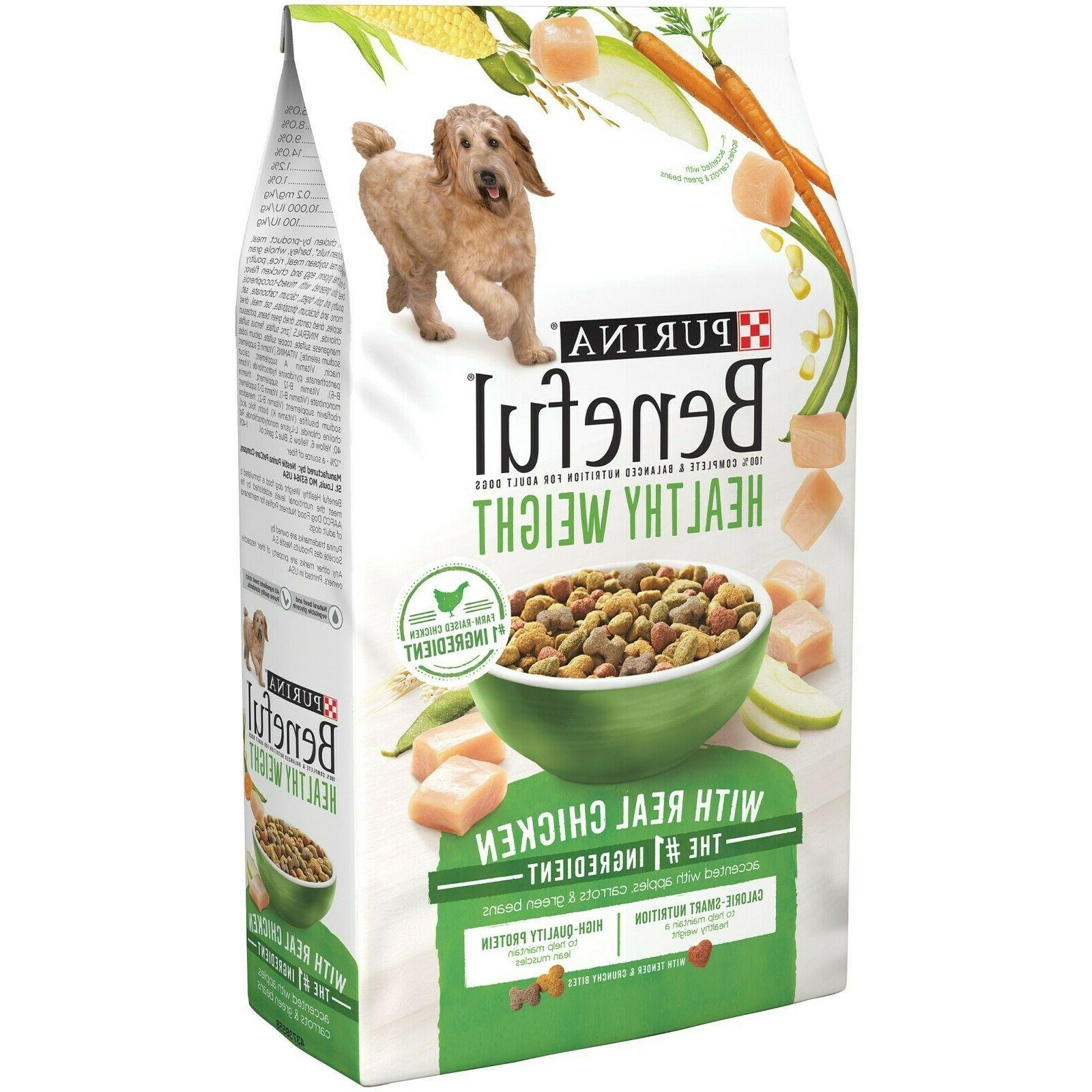 Purina Weight With Chicken Dry Dog Food 31.1