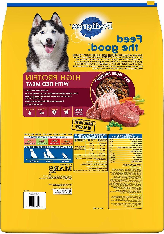 Pedigree Dry Dog & Lamp