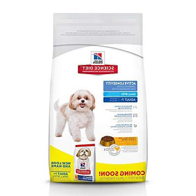 Hill'S Science Diet Senior Dog Food, Adult 7+ Active Longevi