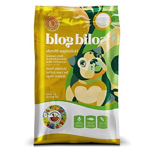 Solid Gold Holistique Blendz Oatmeal, Pearled Barley & Ocean Fish Dog