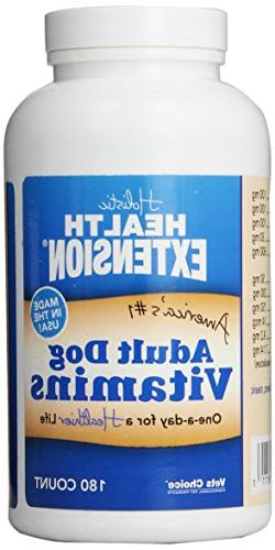 Health Extension Adult Immune Boosting 180 Count Vitamin for