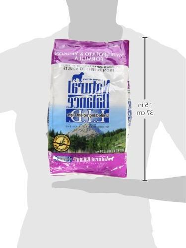 Natural Balance Ingredient Food, Potato 4.5-Pound