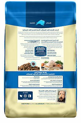Blue Buffalo Life Chicken and Adult Dry Food,