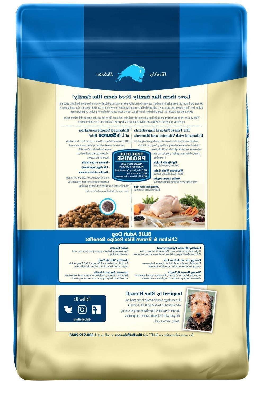 Blue Buffalo Protection Chicken Dry Food 30/LB FREE SHIP