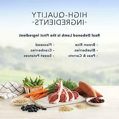 Blue Life Formula Adult – Lamb and Rice