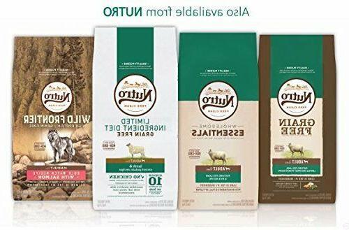 NUTRO Adult Dog Grain Free Non-GMO Vitamins