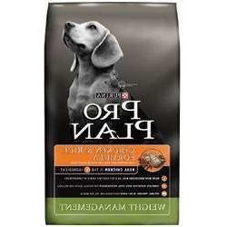 management dry dog food