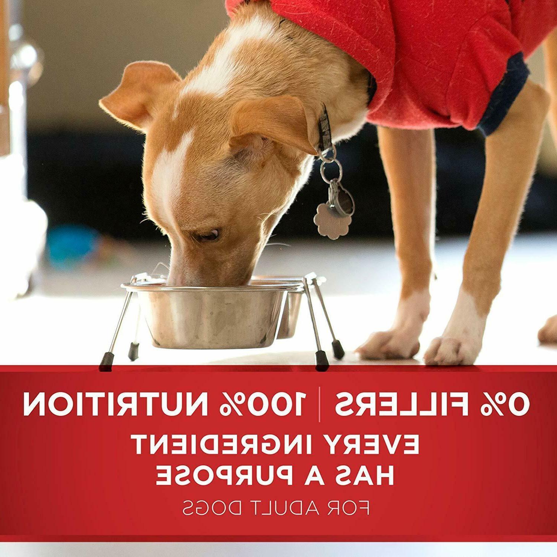 Purina Natural Dog Food & Rice Small Bites -8/16.5/31.1 lb.