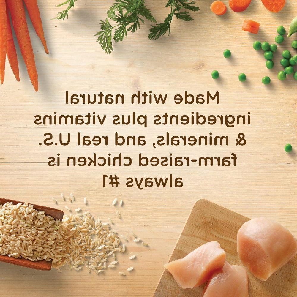 Rachael Nutrish Dry Real Chicken Veggies 40 Lbs
