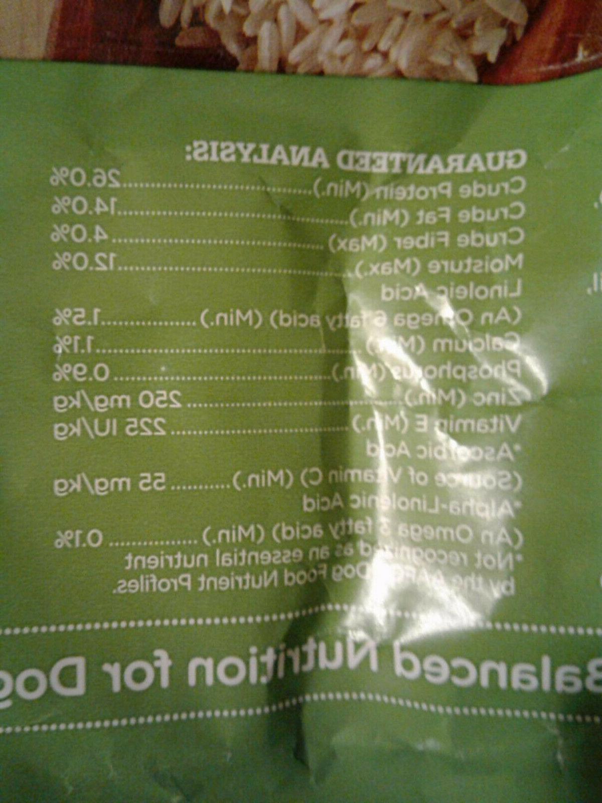 Rachael Ray Nutrish Natural Dry Dog Chicken Veggies 40