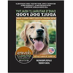 naturally healthy dry dog