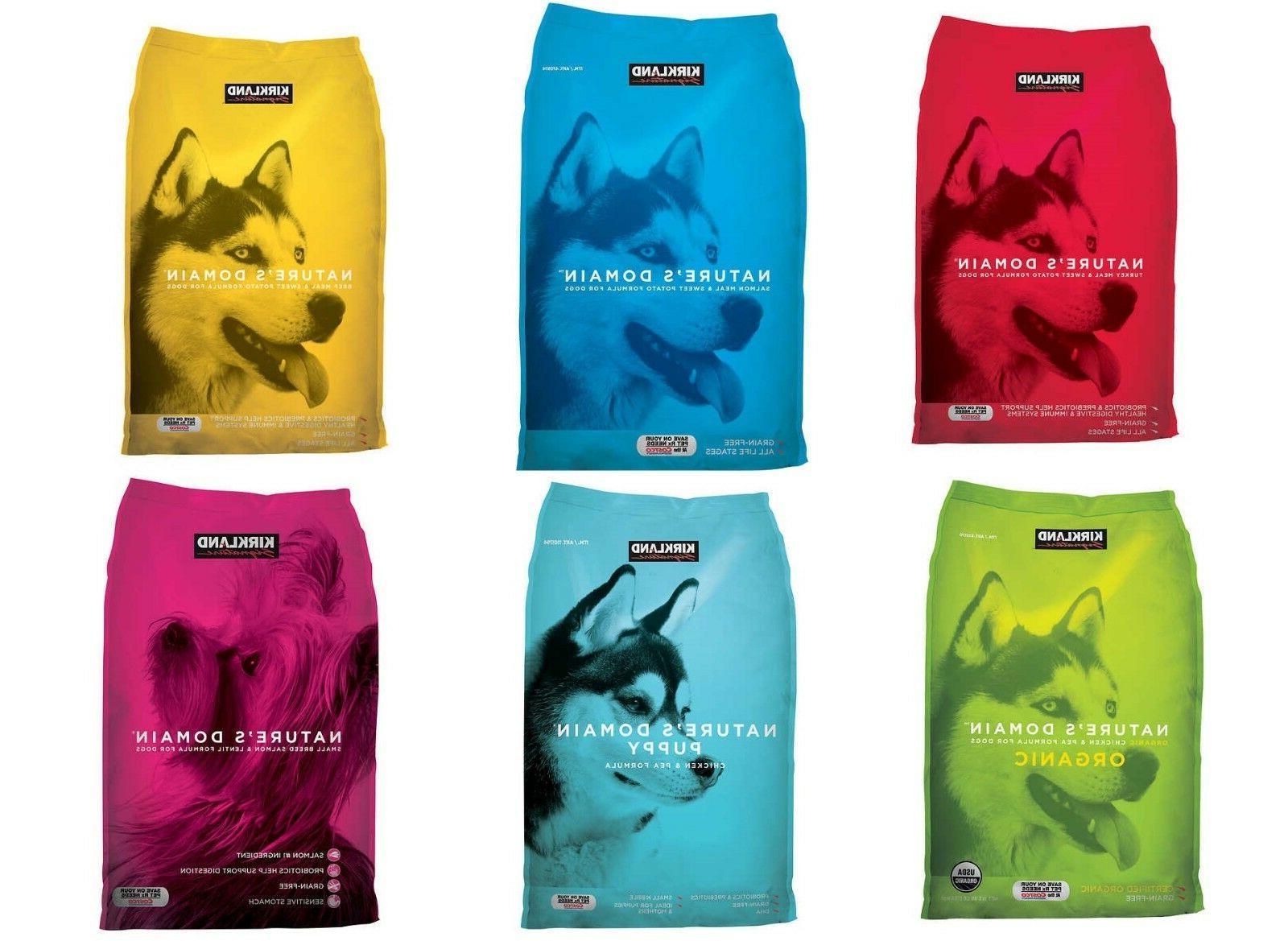 nature s domain dog food