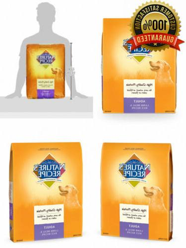 Nature'S Recipe Adult Dry Dog Food Lamb Meal & Rice