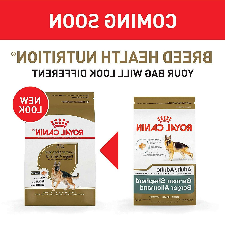 NEW German Shepherd Adult Dry Dog