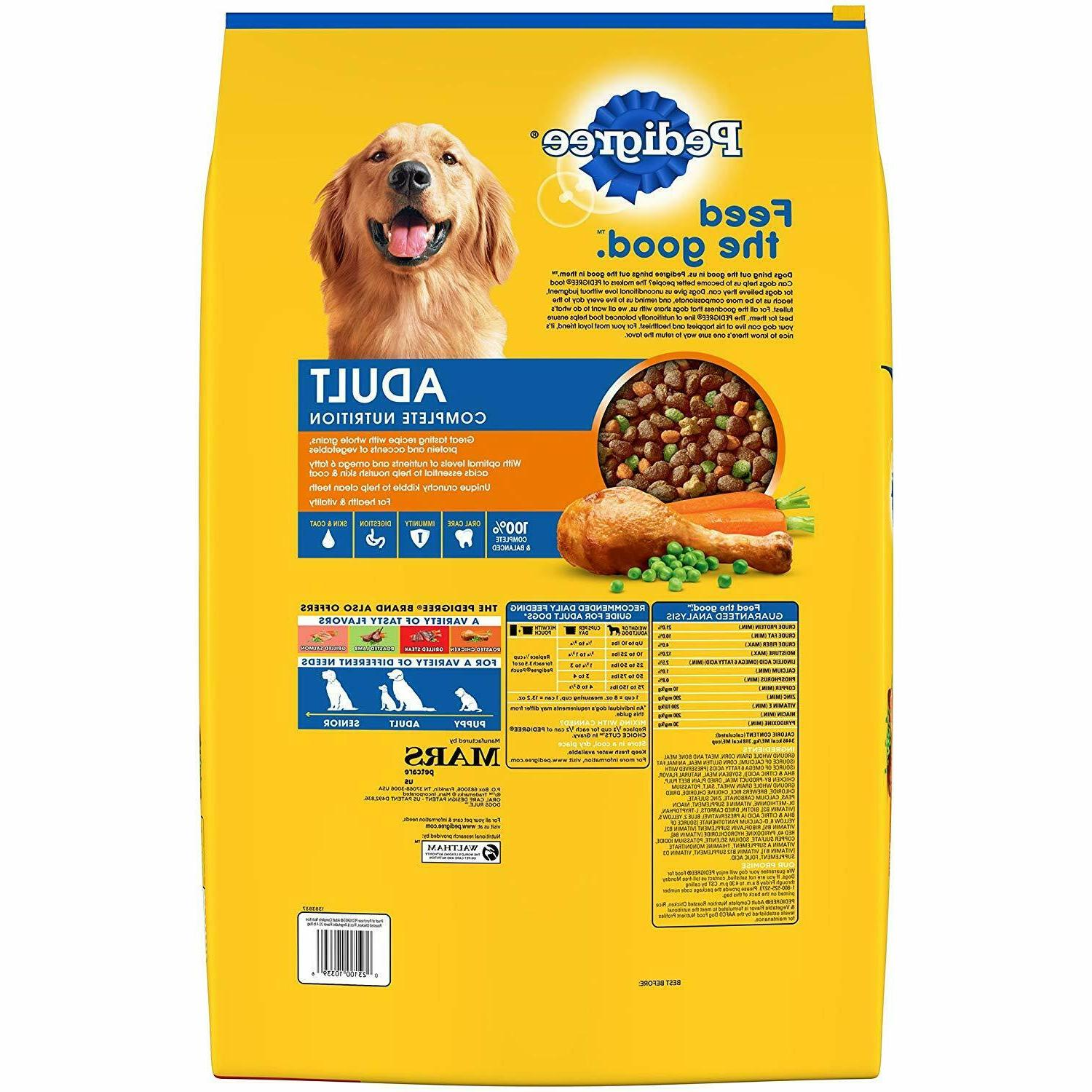NEW Adult Dry Dog Food Rice &