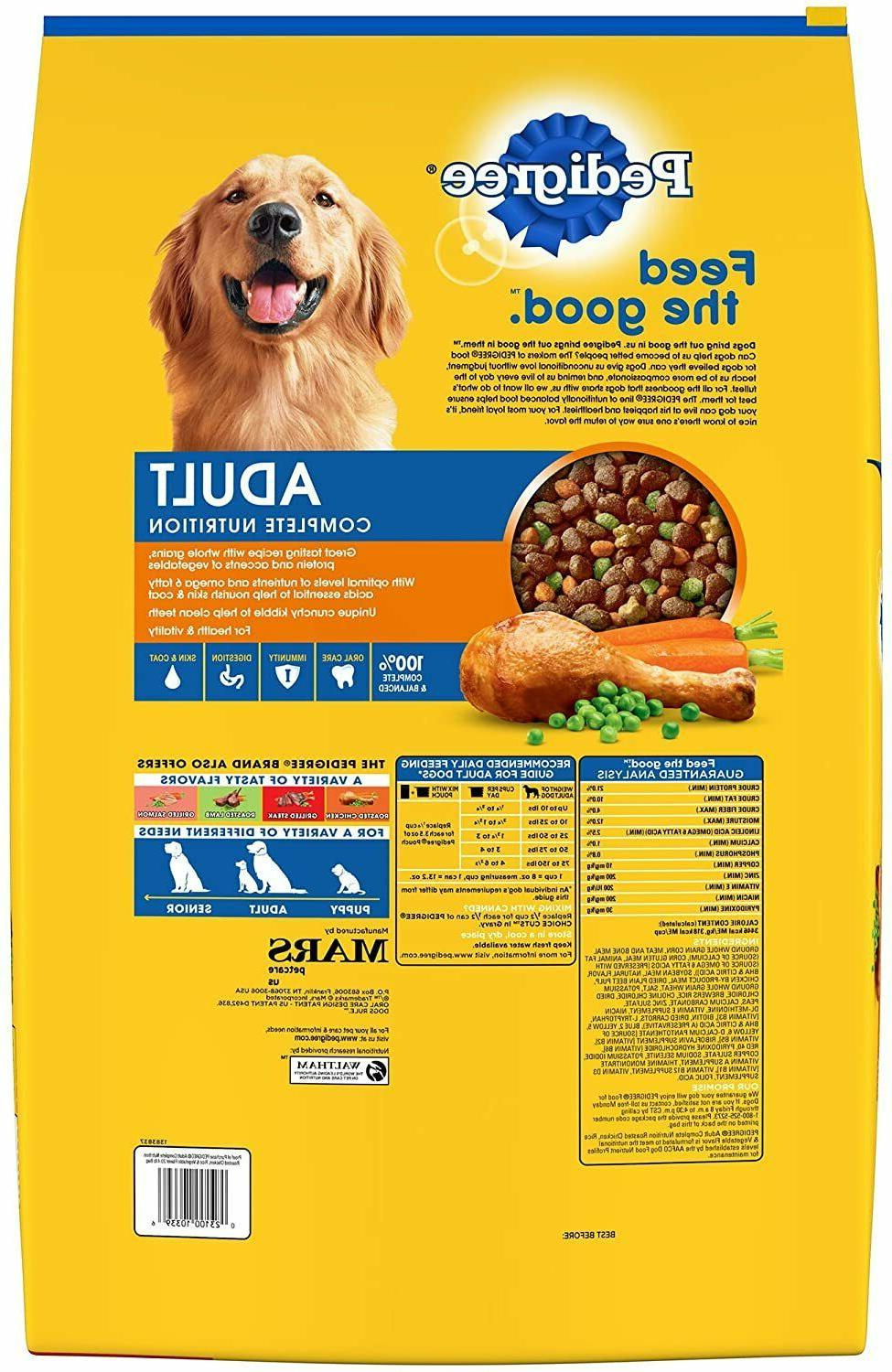 Nutrition Adult Dog Food & 20.4 lb.