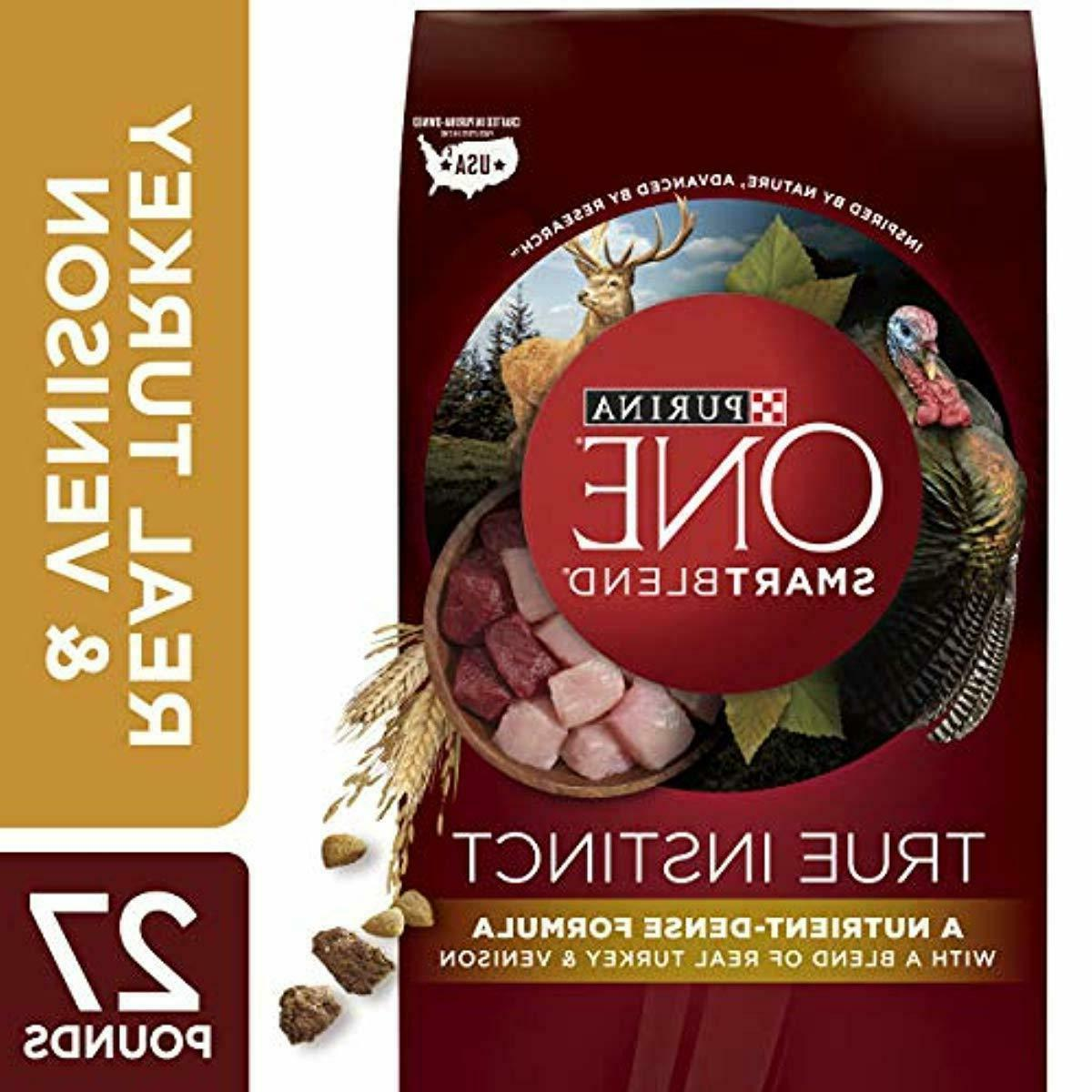 one smartblend true instinct natural with real