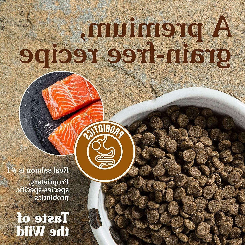 Taste of Pacific Stream Grain-Free Dog Food
