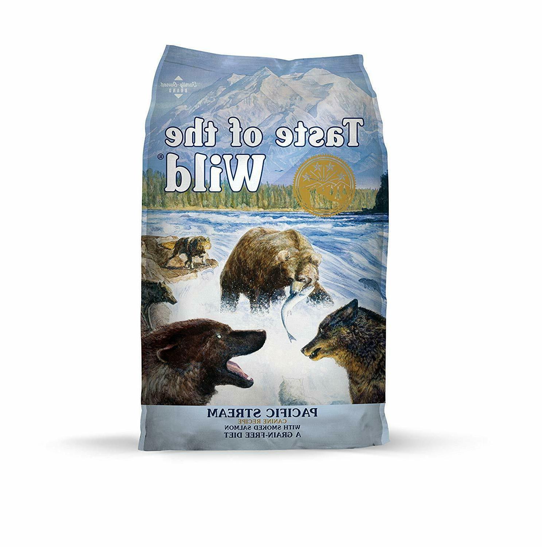 pacific stream grain free dry dog food
