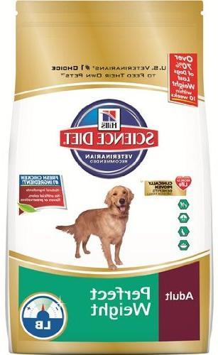 perfect dry dog food