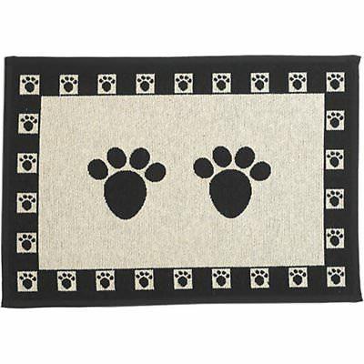 pet rageous paws tapestry mat