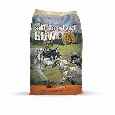 grain prairie dry dog food