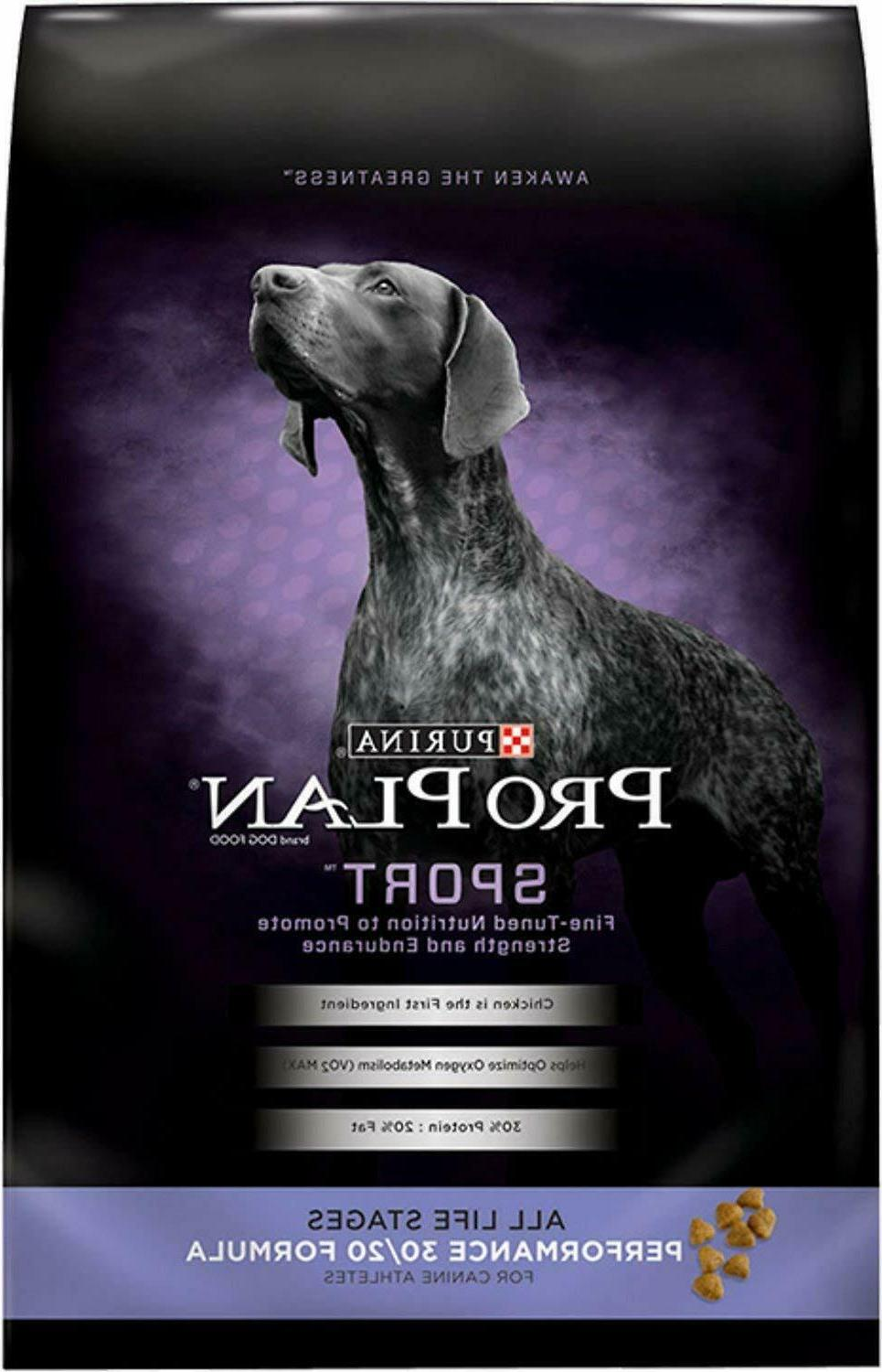 pro plan high protein dry dog food