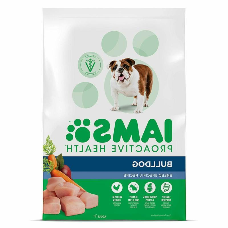 proactive health adult breed specific dry dog