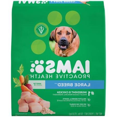 Iams Large Breed Food Bag