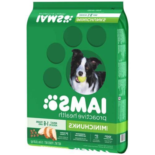 proactive health minichunks dry dog