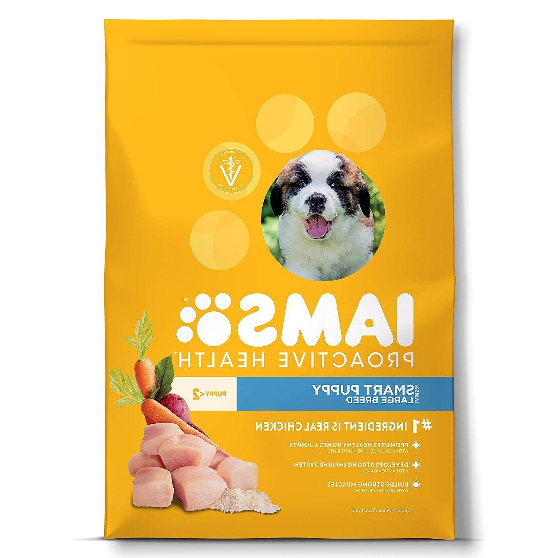 proactive health puppy dry dog food chicken