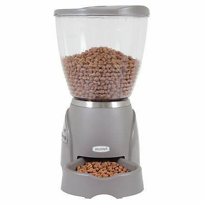 programmable pet feeder