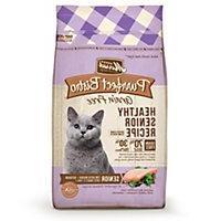 Merrick Purrfect Bistro Grain Free Healthy Senior Cat Food,