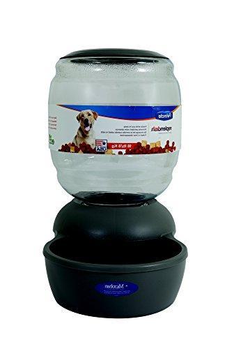 replendish gravity feeder grey dog