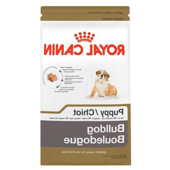 royal canin breed health nutrition bulldog puppy
